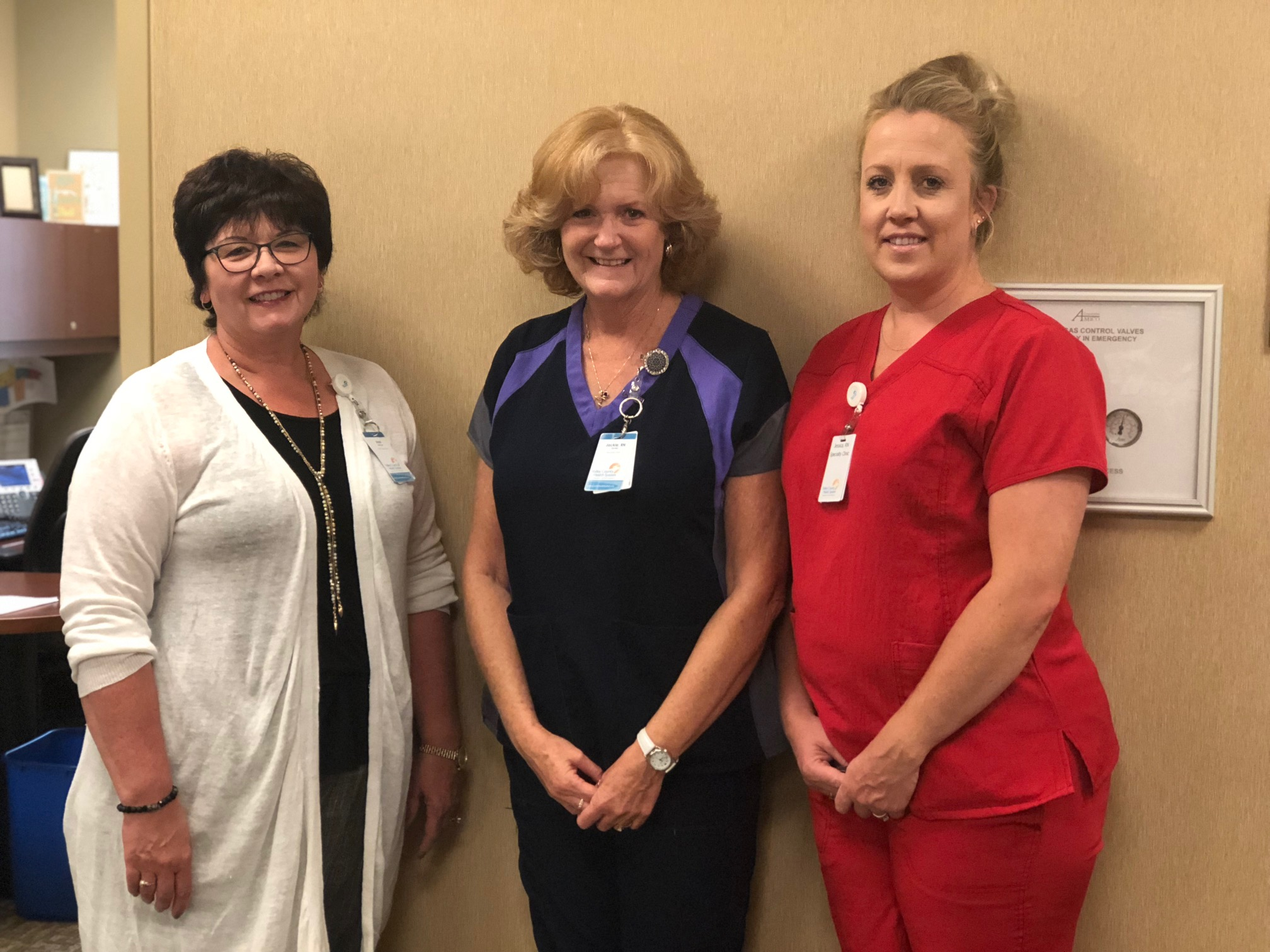 Kavalec Receives Wound Care Certification Valley County Health System